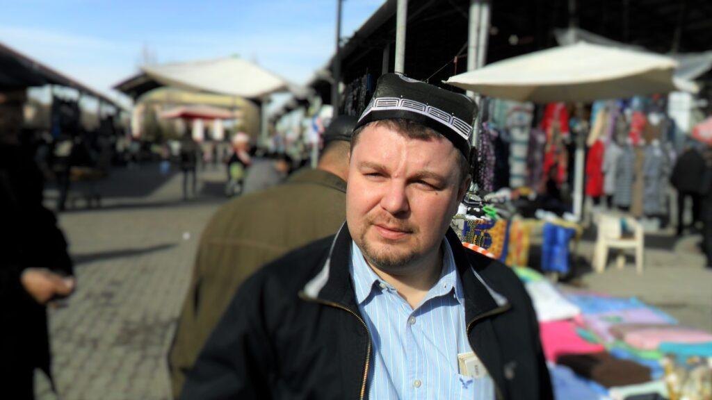 Денис Гуринович: почему я полюбил Ташкент или где, с**а, банкомат?