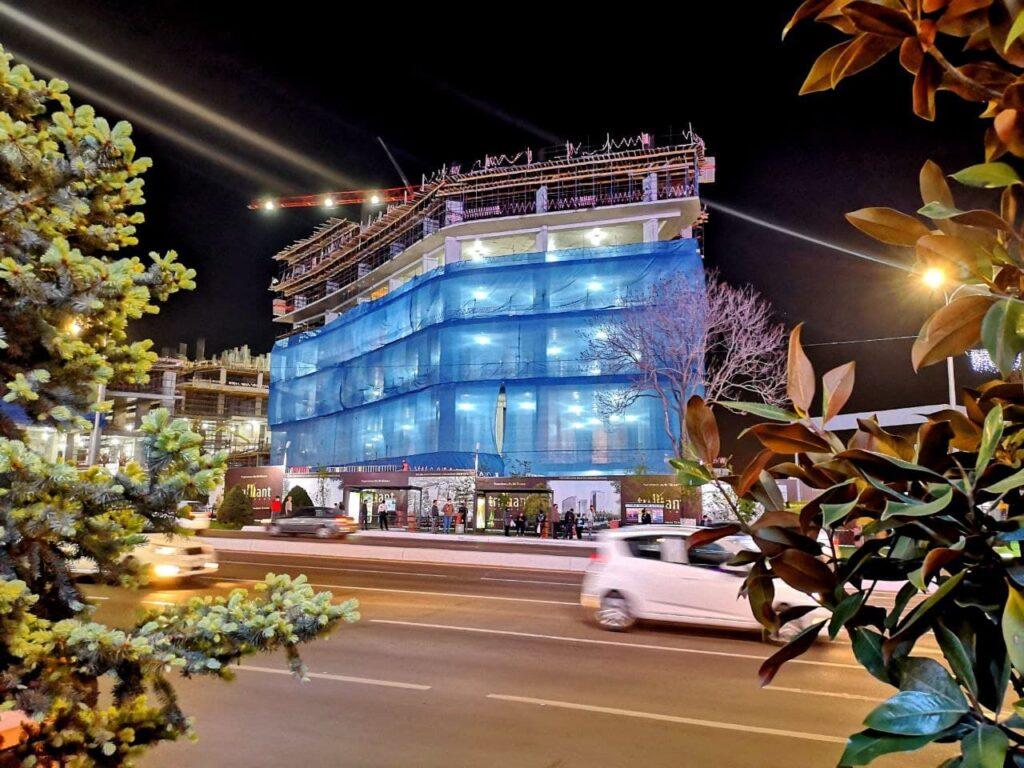 Вечерний Ташкент вчера